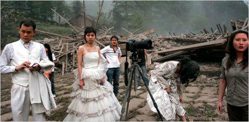 Disaster Wedding